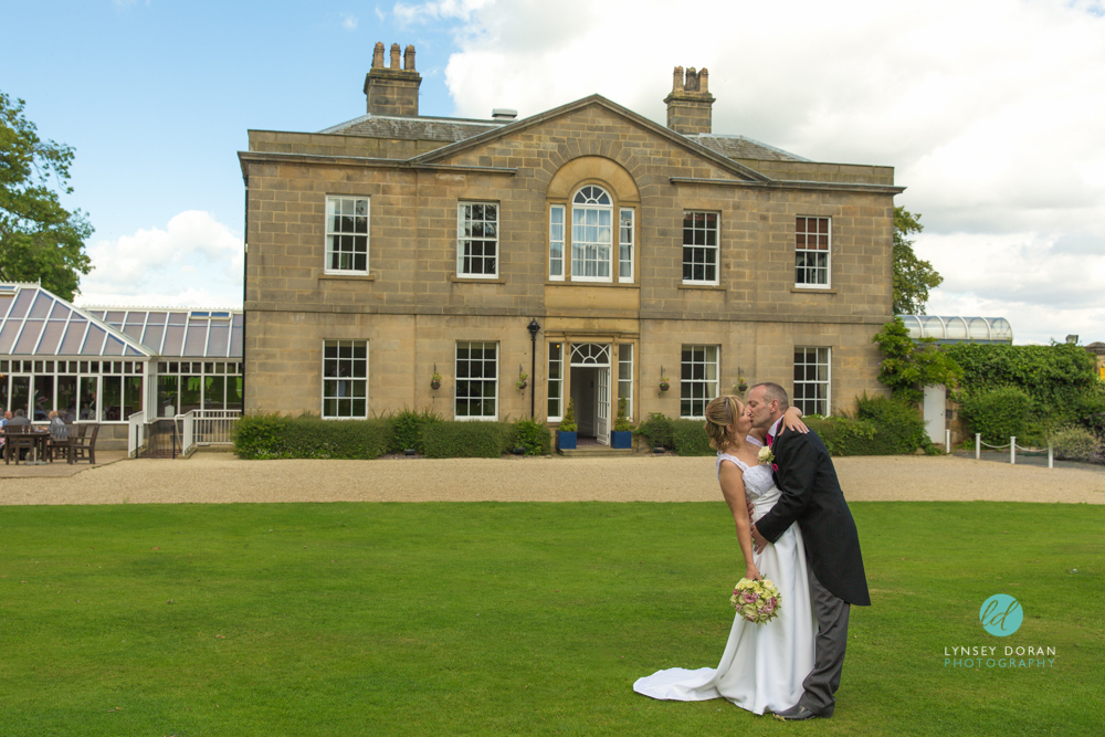 Cookridge Hall Leeds Wedding Photography 013