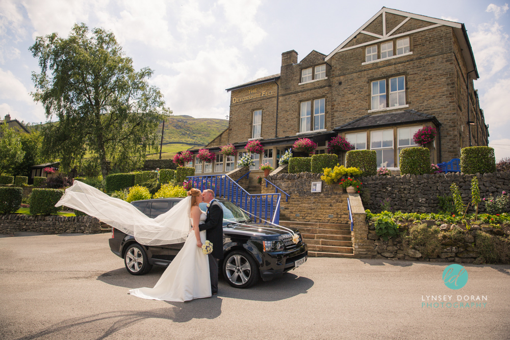 Devonshire fell Burnsall weddings