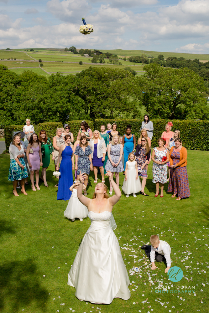 weddings in burnsall photography
