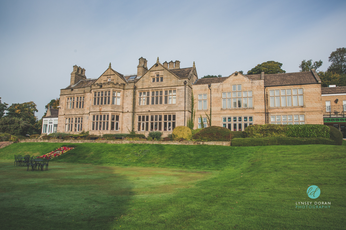 Weddings at hollins hall